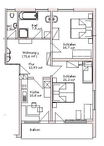 Wohnung I
